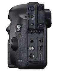 Canon EOS 5D Mark III lato