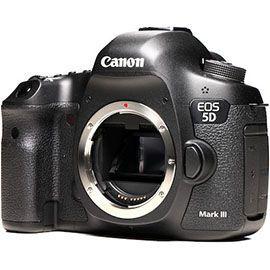 Fotocamera Canon 5D mark III
