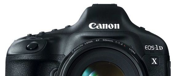 Canon EOS 1D X
