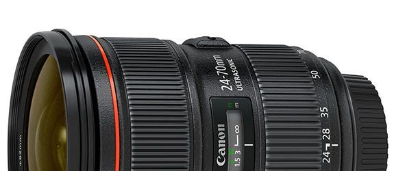 Canon ES 24-70mm f/2.8 L II USM