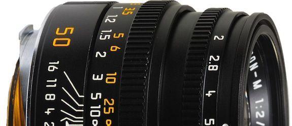 Leica Summicron R 50mm F/2.0
