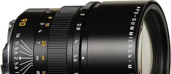 Leica Summicron R 90mm F/2.0