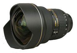 Lente Nikon AF-S NIKKOR 14-24mm f/2.8 G ED