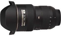Nikon AF-S NIKKOR 16-35mm f4G ED VR lente