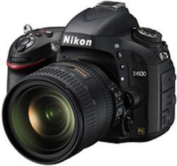 Fotocamera Nikon D600