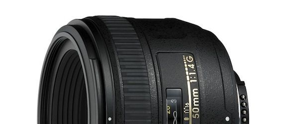 Nikon Nikkor 50mm f:1.4