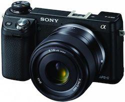 Fotocamera Sony NEX6