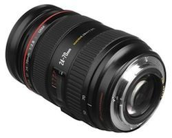 Retro Canon ES 24-70mm f/2.8 L II USM