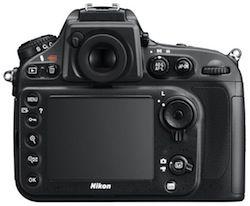 Display  Nikon D800