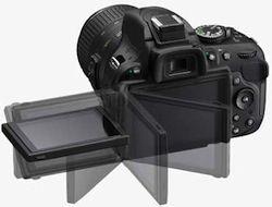 Nikon D5200 Display