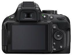 Nikon D5200 Retro