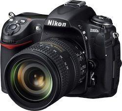Nikon D300S front