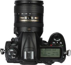 Nikon D300S top